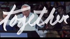 A group supporting Bernie Sanders has released a powerful ad on his behalf. The ad promotes bringing people together. Cenk Uygur and Ana Kasparian hosts of T...