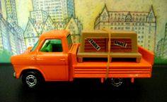 1977 Ford Transit Matchbox Superfast #66