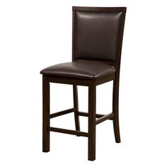 Alpine Furniture Davenport Counter Height Chairs - Set of 2 - 5442-02