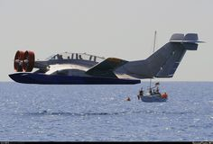 Leisure ekranoplane? Airplane, Fighter Jets, Transportation, Aviation, Aircraft, Racing, Ship, Planes, Boats