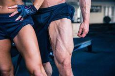 Pernas trincadas Exercícios