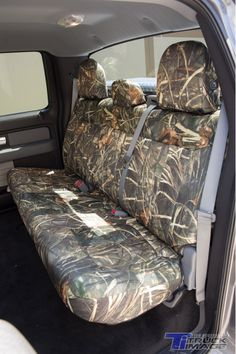 camo seat covers | Best Camo Seat Covers for F150 – Cover King Camo Seat Covers, Camo Truck, Camo Stuff, Truck Interior, Bowhunting, Truck Accessories, Country Outfits, Future Car, Custom Trucks