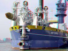 Artemis Van-Oord 3D
