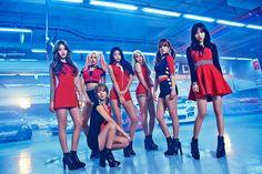 Jimin, Choa, Yuna, and Chanmi Kpop Girl Groups, Korean Girl Groups, Kpop Girls, Seolhyun, Aoa Elvis, Kwon Mina, Kpop Girl Bands, Kim Seol Hyun, Korean Celebrities