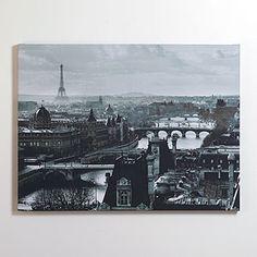 """River Seine and Paris"""