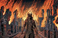 New Cover and Interior Art for Bloodborne Comic Tie-in Revealed
