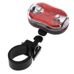 Sale 17% (2.84$) - Bike Bicycle 3 LED Safety Rear Tail Light Laser Beam Lamp