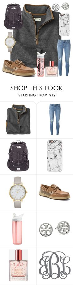 """This week is going to be really busy"" by ctrygrl1999 ❤ liked on Polyvore featuring Frame Denim, The North Face, Casetify, Kate Spade, Sperry, CamelBak, Tory Burch, Zoella Beauty, Patagonia and Vineyard Vines"