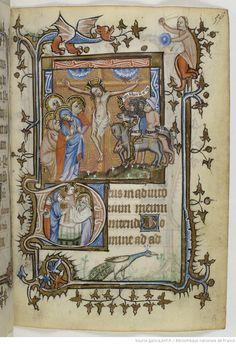 Horae ad usum Mettensem ou Heures dites d'Isabeau de Bavière, reine de France.