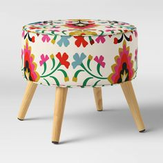 How to Build a Deck Over a Concrete Patio Round Ottoman, Tufted Ottoman, Tufted Storage Bench, Patio Enclosures, Floral Print Design, Cone, Screened In Patio, Fire Table, Building A Deck