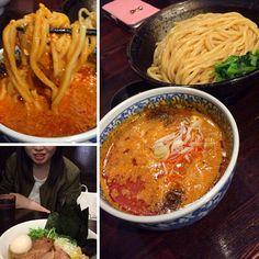 坦 つけ麺 ほうきぼし神田/yoooochan | SnapDish[スナップディッシュ] (ID:e8rGSa)