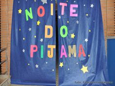 entrada- noite do pijama