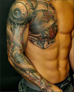 Des tatouages geek pour les plus chics dentre nous
