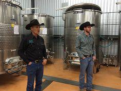 Stephen Baxter and Westin McCoury - Fiesta Winery
