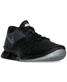 a0cf5d804eee Nike Men s Reax Lightspeed II Training Sneakers from Finish Line Men -  Finish Line Athletic Shoes - Macy s