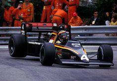 1984 GP Monaco (Stefan Bellof) Tyrrell 012 - Ford