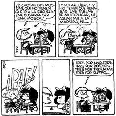 Quino | Mafalda & Felipe