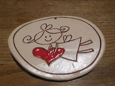 Pottery Painting, The Good Old Days, Painted Rocks, Crafts For Kids, Decorative Plates, Sculptures, Clay, Products, Vases