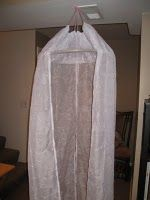 Make your own bed canopy in under 15 minutes!