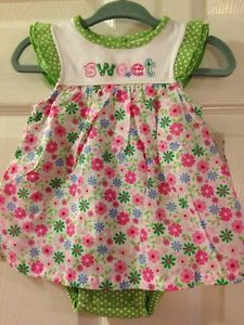 Carters Girls Dress Size 3mo | eBay