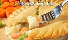 Chicken Pot Pie - HowToInstructions.Us