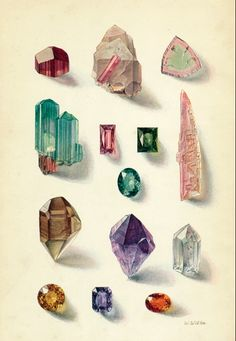 Gems by Walter Wild