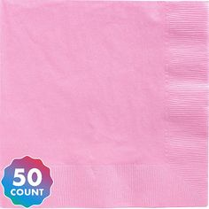Brighten up your table with Pink Dinner Napkins! Package includes 50 pink paper napkins that will add a pop of color to your party. Online Party Supplies, Halloween Party Supplies, Halloween Costumes For Kids, Wedding Streamers, Tissue Paper Decorations, Baby Banners, Baby Shower Supplies, Halloween Trick Or Treat, Big Party