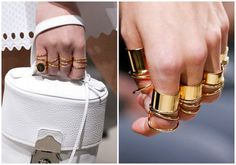 Summer Knuckle Ring..