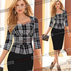Cheap wear to work, Buy Quality women office dresses directly from China office dress Suppliers: Woman Office Dresses 2016 Summer Ruched Tunic Elegant Business Wear To Work Sheath Casual Dresses Vestidos Bodycon Women's Dresses, Casual Party Dresses, Dresses With Sleeves, Sheath Dresses, Sleeve Dresses, Office Dresses, Pencil Dresses, Ladies Dresses, Dresses 2016