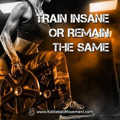 Train Insane... Need help?   Join The Kettlebell Gym. Daily Classes & Weekly Workout Schedule.   Over 200 Videos in the Library. Anytime Access on all Devices.   Personalized Dashboard. Give it a TRY!   Start your FREE Trial HERE - https://www.kettlebellmovement.com/sign-up-trial/    #kettlebellmovement #kettlebellgym #freetrial #kettlebellgymfreetrial   #kettlebellgymmembership #reachyourfitnessgoalshere