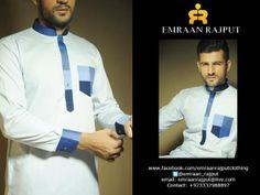 Emraan Rajput Men Shalwar Kameez Winter Collection 2013-14 (7)