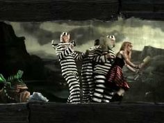"The Creepshow ""Take My Hand"" Official Video Love this video! So cute.....and of course, Pirates!"
