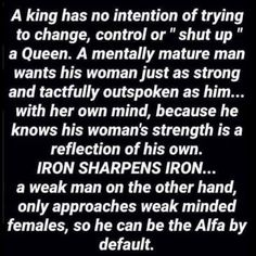 The real Alpha MaleYou can find Real men quotes and more on our website.The real Alpha Male King Quotes, Queen Quotes, Fact Quotes, True Quotes, Loyalty Quotes, Wisdom Quotes, Quotes To Live By, Real Men Quotes, Woman Quotes