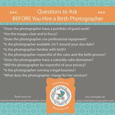 10 Questions to Ask Before Hiring a Birth Photographer Birth Photography, Photography Business, Photography Ideas, Newborn Photographer, Family Photographer, Foto Fun, Norfolk Virginia, Birth Photos, Facebook Business