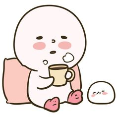 Emoticon, Emoji, Line Sticker, Aesthetic Anime, Cute Wallpapers, Cute Art, Growing Up, Cute Babies