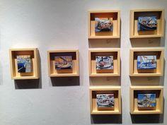 oeuvres miniatures de LO - www.artzoomconnection.com/lo
