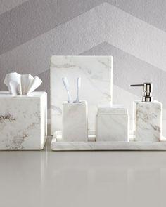 Marble Vanity Accessories - Neiman Marcus
