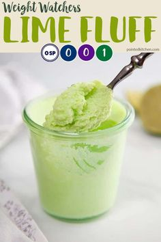 This light & fluffy Lime Fluff is zero SmartPoints on Weight Watchers Blue plan,. This light & fluffy Lime Fluff is zero SmartPoints on Weight Watchers Blue plan, Purple plan & Freestyle plan. Weight Watcher Desserts, Weight Watchers Snacks, Weight Watchers Plan, Plats Weight Watchers, Weight Loss, Lose Weight, Weight Watcher Smoothies, Weight Watchers Fluff Recipe, Healthy Snack Foods