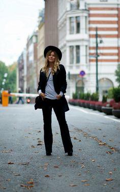 Style...Janka Polliani // Polliani in MiH Jeans