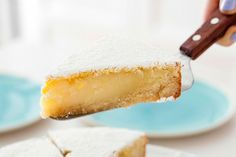 Who wants a slice of Limoncello Tart?