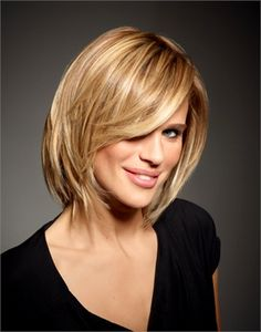 This makes me tempted again to cut my hair short!