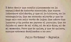 Rayuela. Julio Cortazar.