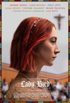 "Lady Bird is a witty coming-of- age drama set in Sacramento, California. The eponymous ""Lady Bird"" (Saoirse Ronan) who's given name . 2018 Movies, Movies Online, Movies To Watch, Good Movies, Movies Free, Em Breve Nos Cinemas, Kino News, Lois Smith, Flims"
