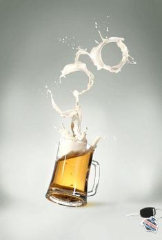 Advertising: Utah Department of Highway Safety: Alcohol Cuffs, Beer by R&R Partners Creative Advertising, Marketing And Advertising, Wine Advertising, Dont Drink And Drive, Les Gifs, Drunk Driving, Gif Animé, Print Ads, Art Direction