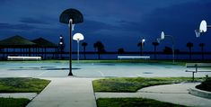 outdoor basketball courts scenery - Google Search