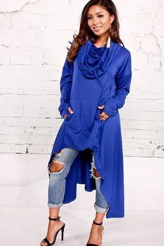Women Sweatshirt Long Jacket Outerwear Hooded pocket Hoodies Overcoat autumn Winter Coat|MK-KF5315|Bandage Bodycon Dress