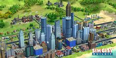 Build, craft, and create the city of your dreams in @SimCityBuildIt! Coming soon to the @AppStore & @GooglePlay.