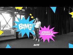 """Confira Anitta ensinando a coreografia de """"Bang"""" #Anitta, #Bailarinas, #Cantora…"""