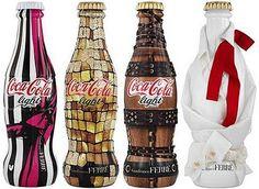 Gianfranco Ferre, Coca Cola bottle