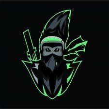 Assasin Logo Mascot Gráfico vectorial y imagen PNG Logo D'art, Logo Psd, Art Logo, Team Logo Design, Logo Desing, Mascot Design, Instagram Logo, Clipart, Tolle Logos